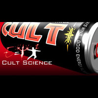 Cult Energy Drink - Page 2. Cult Energy Drink - Page 3...